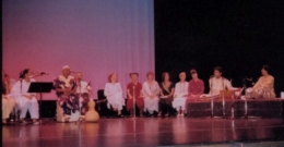 At Tampa Bay Performing Arts Center leading musicians from different ethnicities