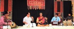 Hindustani- Carnatic Jugalbandhi