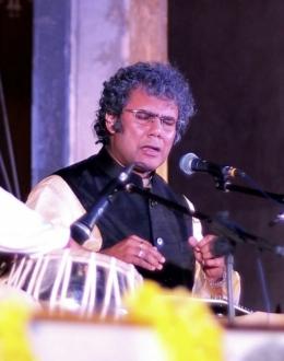 Pt.Suman Ghosh in concert1