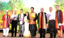 Tagore Society Award